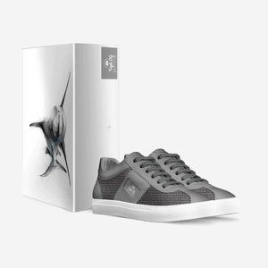 Triple OG Sneakers by William Portwine